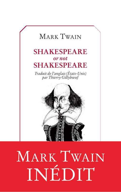 Shakespeare or not Shakespeare ?
