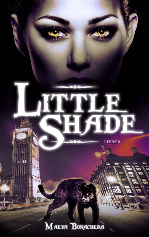 Little Shade - Tome 2 - À pas de velours