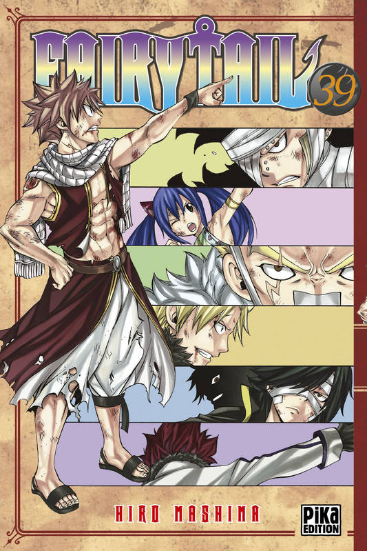 39, Fairy Tail T39