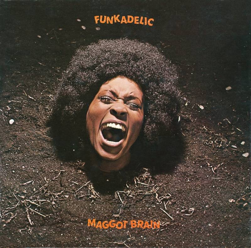 maggot brain lp