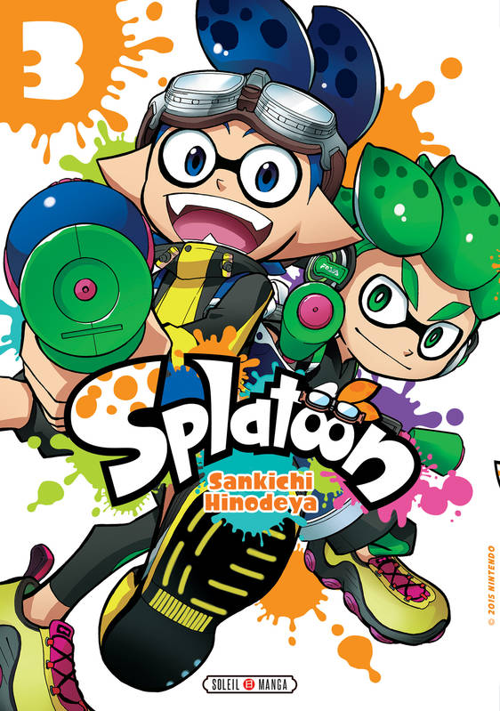 Splatoon / Shonen
