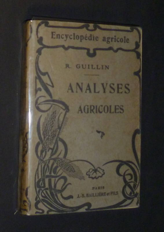 Analyses agricoles