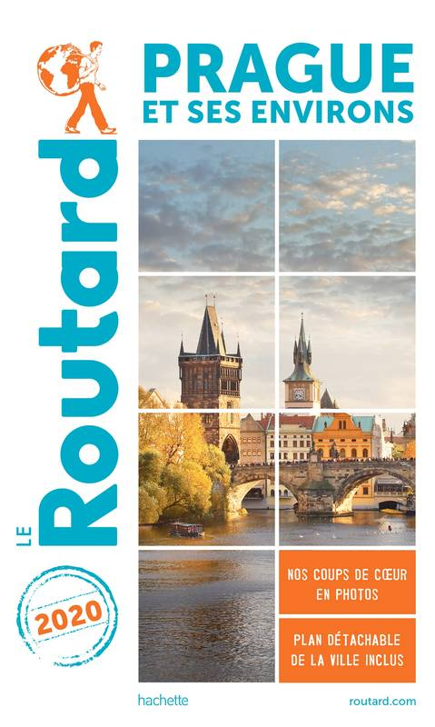 Guide du Routard Prague 2020