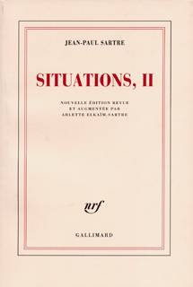 Situations (Tome 2-Septembre 1944 - décembre 1946)