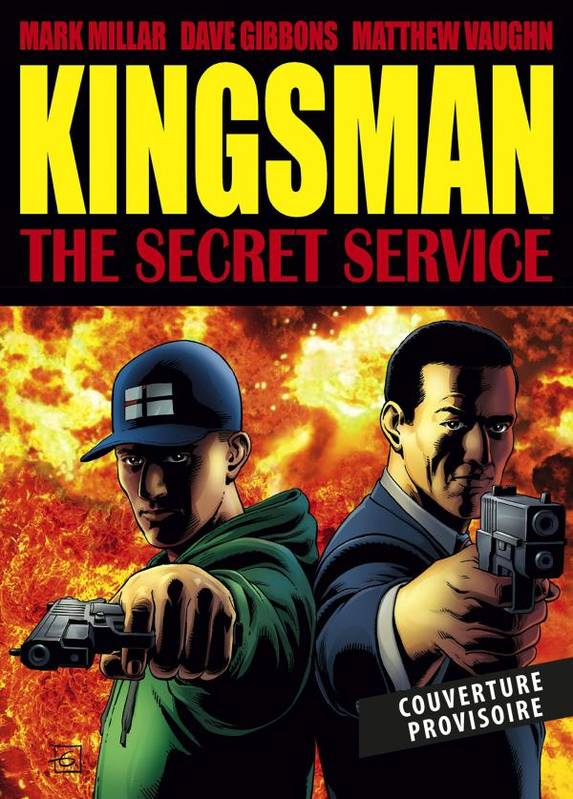 Kingsman: Services secrets (Nouvelle édition), Services secrets