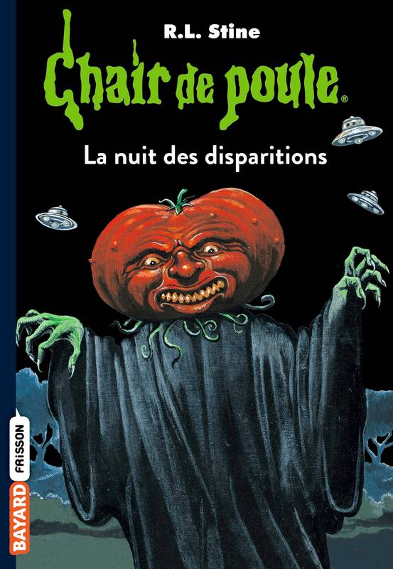 Chair de poule , Tome 73, La nuit des disparitions
