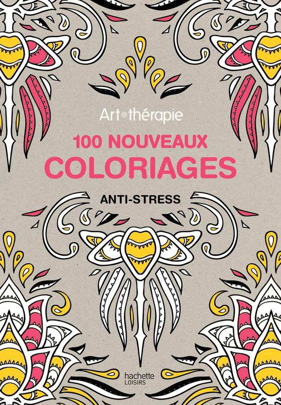 Coloriage adultes le meilleur anti stress - Coloriage therapie ...