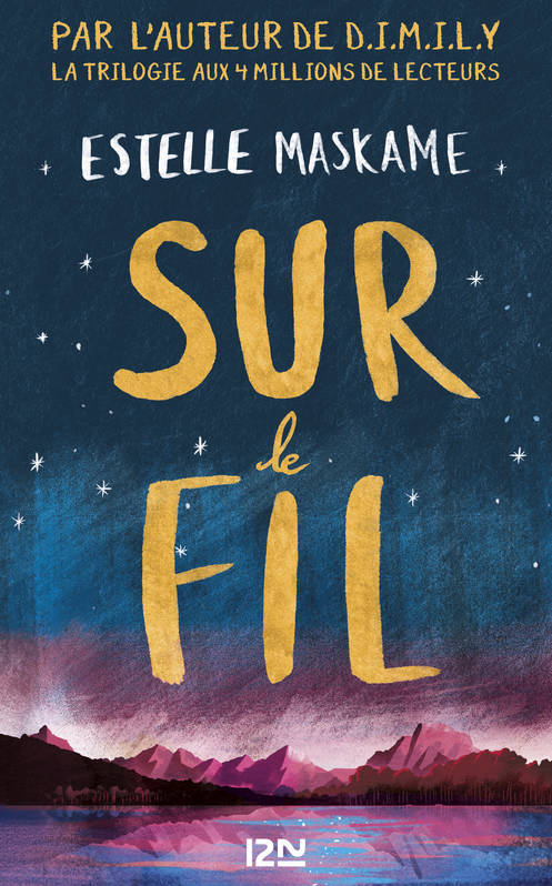 ebook  sur le fil  estelle maskame  12