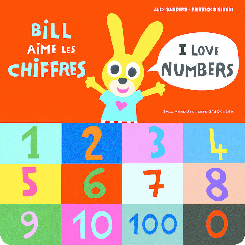 Bill aime les chiffres / I love numbers