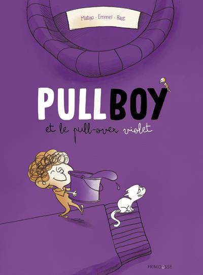 Pullboy et le pull-over violet