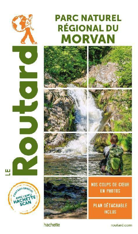 Guide du Routard Le Parc Naturel du Morvan