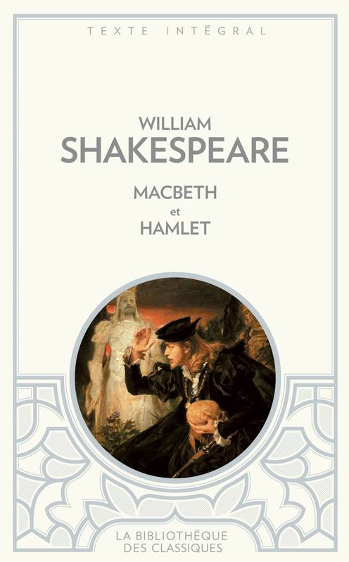 analysis of regiside in william shakespeares hamlet and macbeth Hamlet (9:12) othello (9:18) macbeth william shakespeare table of contents play watch macbeth (sparknotes literature guide series.