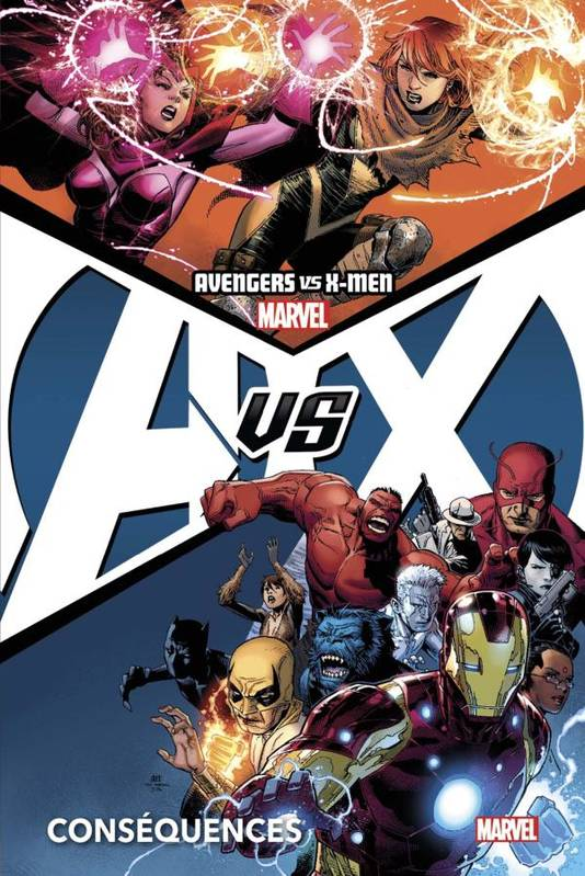 2, Avengers vs X-Men T02 : Conséquences