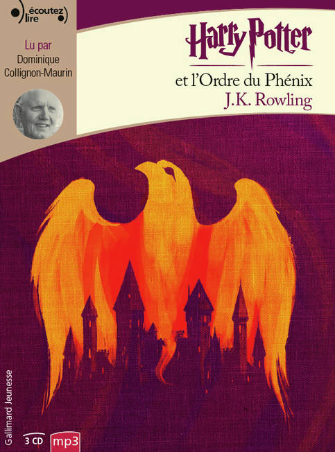 HARRY POTTER, V : HARRY POTTER ET L'ORDRE DU PHENI