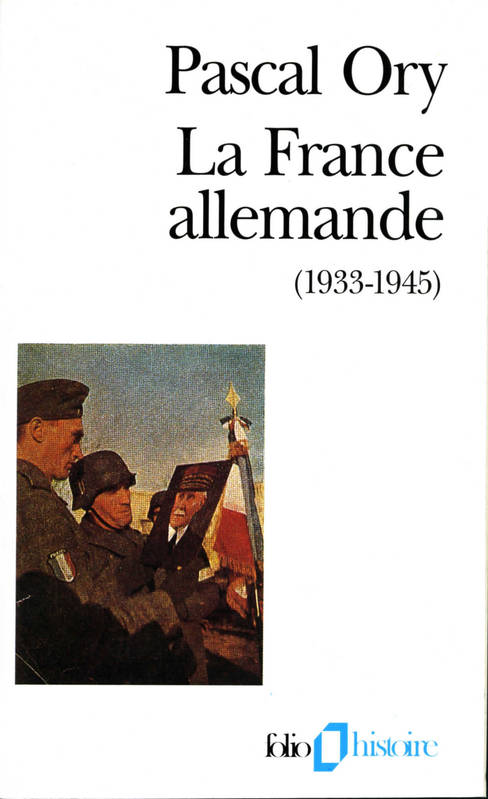 La France allemande (1933-1945), paroles françaises