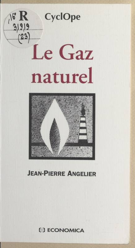 Le gaz naturel