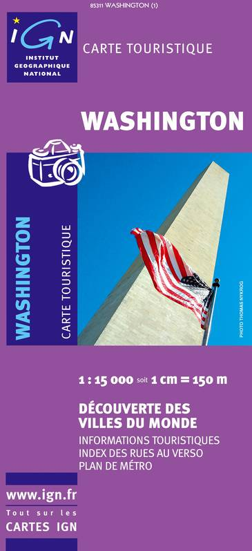 Washington 1/15 000