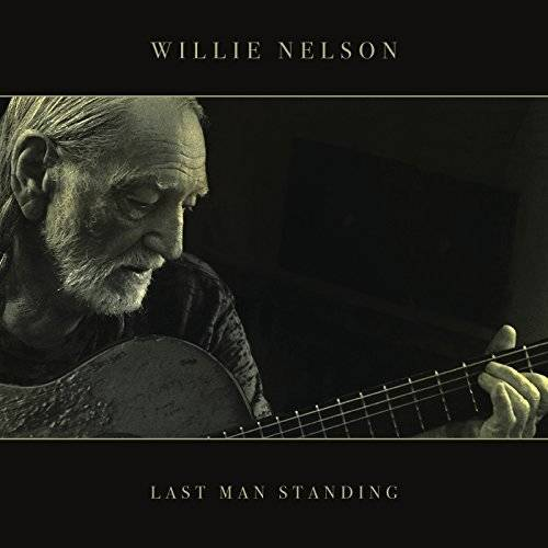 CD / Last Man Standing / NELSON, WILLIE