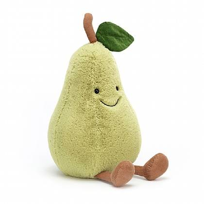 small amuseable pear