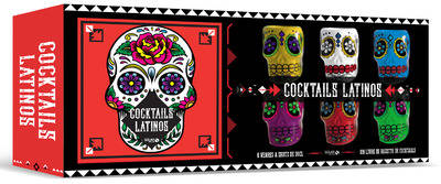 Coffret cocktails latinos