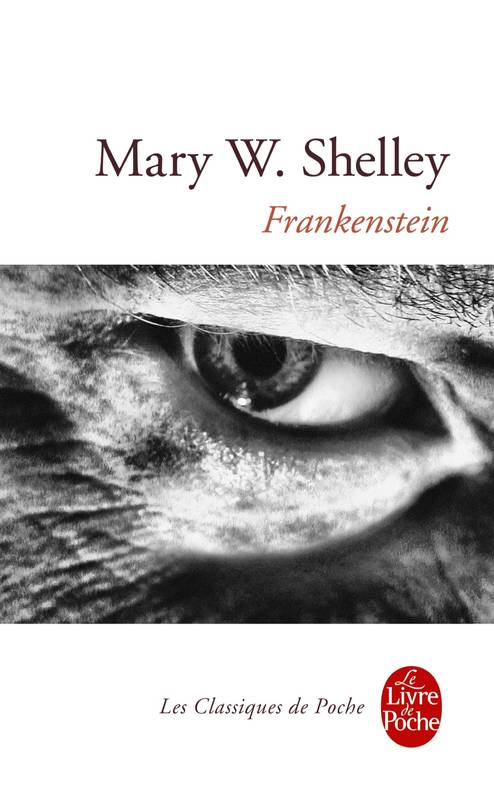 livre frankenstein mary w shelley le livre de poche classiques 9782253088752 librairie. Black Bedroom Furniture Sets. Home Design Ideas
