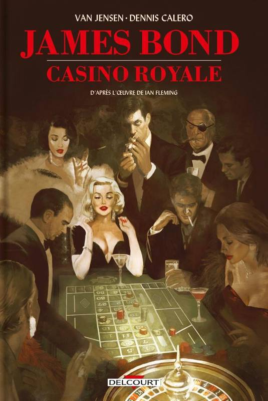 James Bond : Casino royale, Casino royale