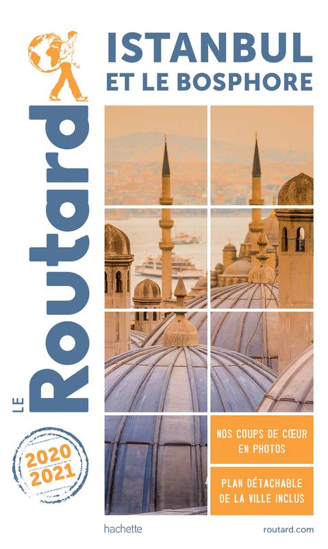 Guide du Routard Istanbul 2020/21