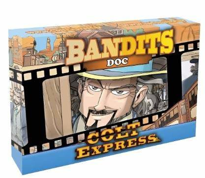 COLT EXPRESS - EXTENSION BANDITS - DOC