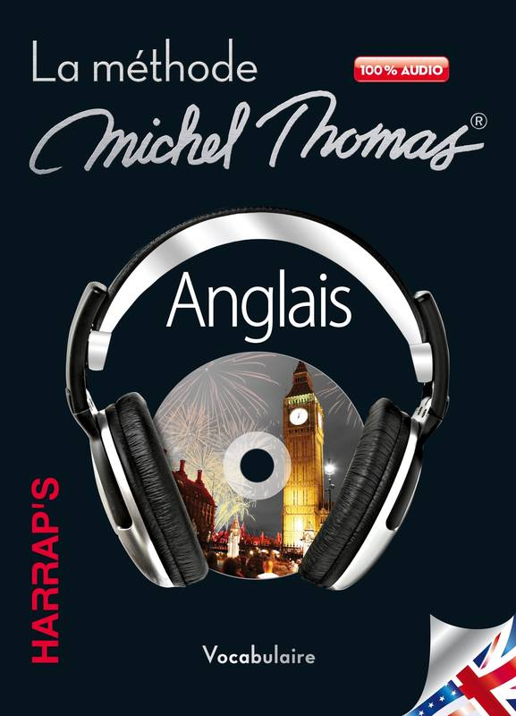 Harrap's Michel Thomas Anglais - collectif (16 CDs)
