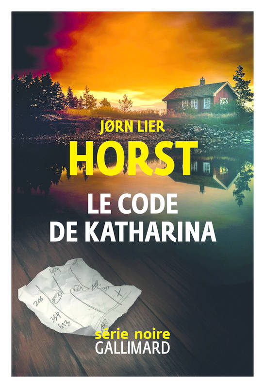 Le code de Katharina, Une enquête de William Wisting