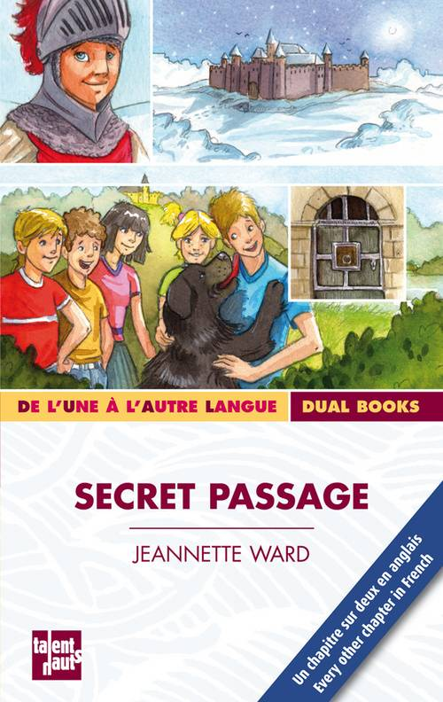 Secret passage, Livre