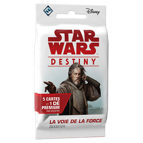 STAR WARS DESTINY - BOOSTER SÉRIE 5 - LA VOIE DE LA FORCE