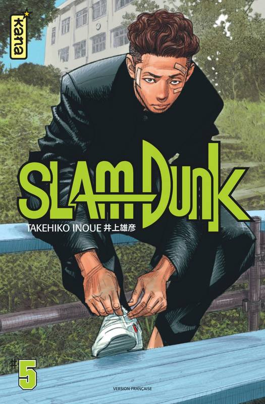 SLAM DUNK STAR EDITION, TOME 5