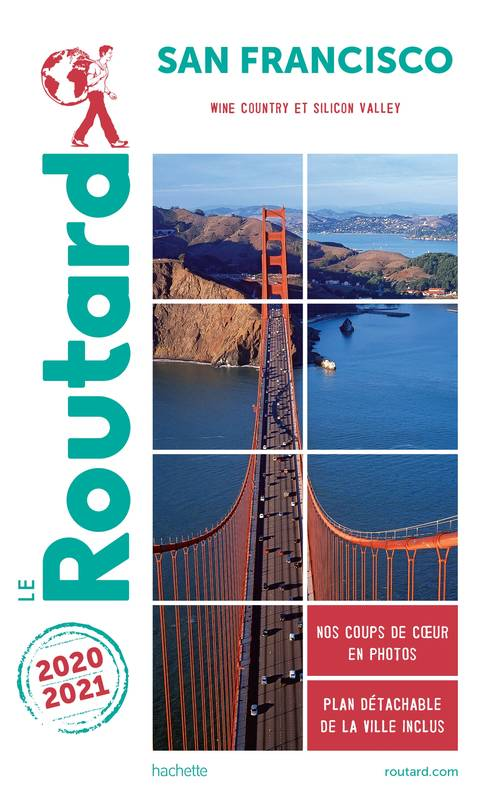 Guide du Routard San Francisco 2020/21