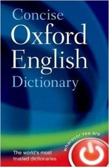 CONCISE OXFORD ENGLISH DICTIONARY 12TH EDITION, Livre