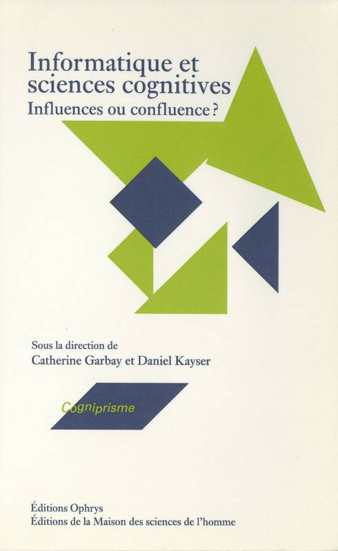 Informatique et sciences cognitives, Influences ou confluence ?