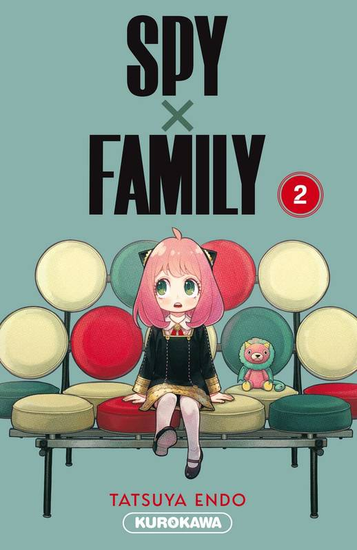 2, Spy x Family - Tome 2