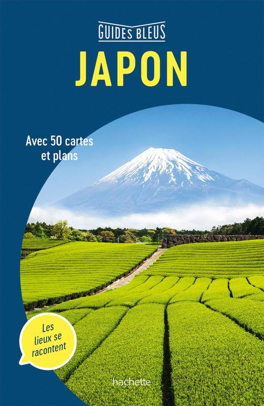 Guide Bleu Japon