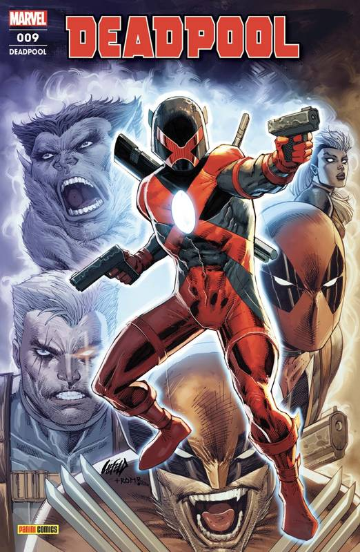 Deadpool (fresh start) Nº9