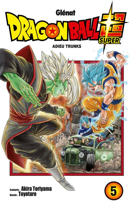 5, Dragon Ball Super - Tome 05