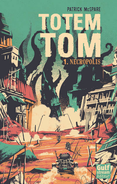 TOTEM TOM - TOME 1 NECROPOLIS - VOL01
