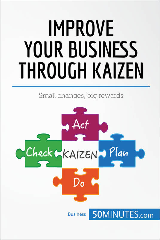 Improve Your Business Through Kaizen, Boost your results with continuous improvement