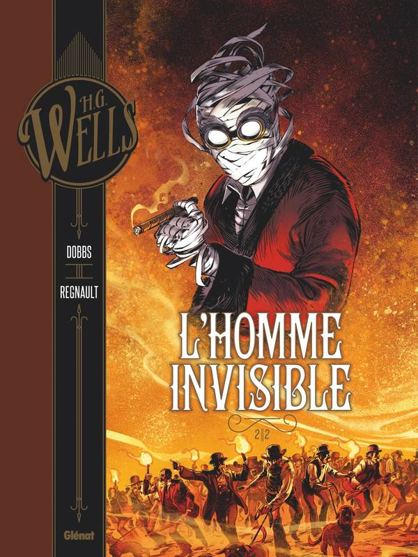 2, L'Homme invisible - Tome 02
