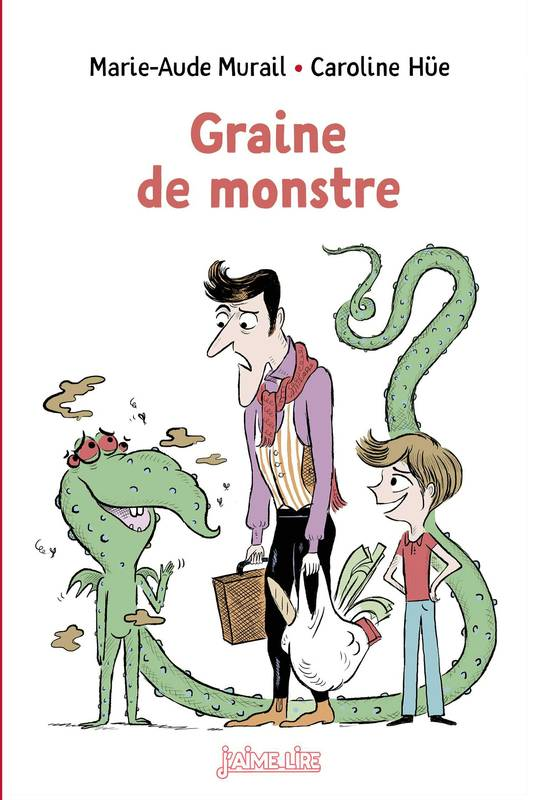 Graine de monstre, n° 22 (relook)