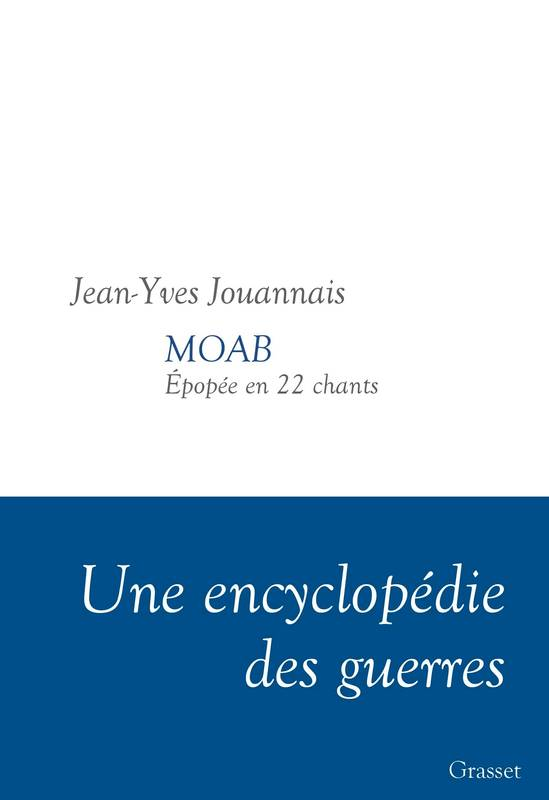 MOAB - EPOPEE EN 22 CHANTS, Epopée en 22 chants