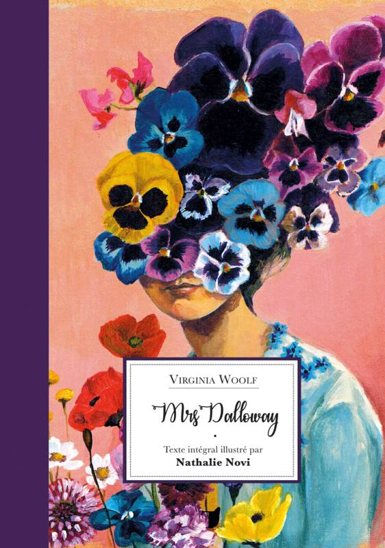 Mrs Dalloway, illustré par Nathalie Novi