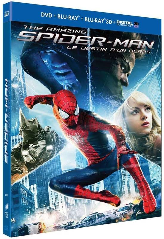 The amazing Spider-man : Le destin d'un héros 3D