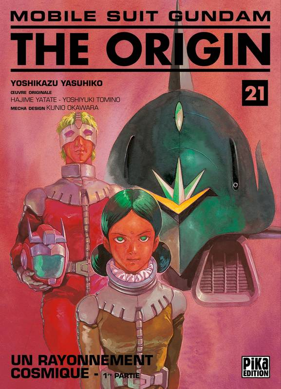 Mobile Suit Gundam - The Origin T21, Un rayon cosmique - 1re partie