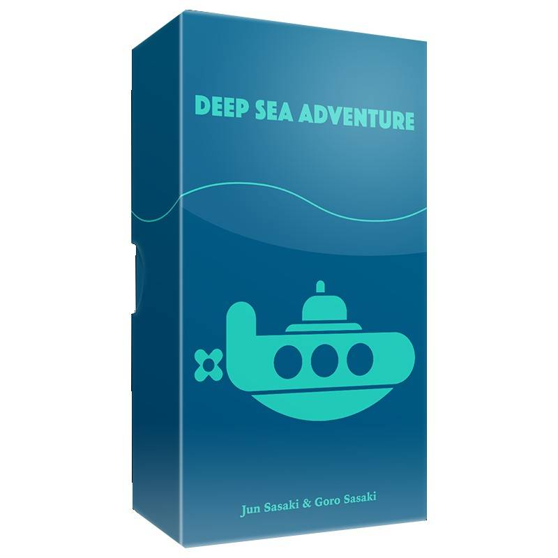 DEEP SEA ADVENTURES