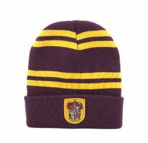 Bonnet Harry Potter Gryffondor (pourpre et or)
